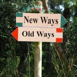 New ways Old ways
